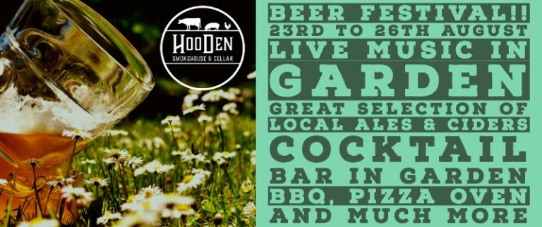 , Drinking, Hooden Smokehouse & Cellar