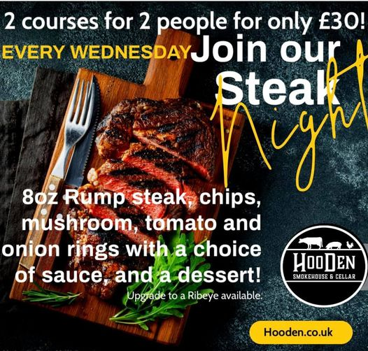 A traditional English pub with affordable food real ales and a huge garden., Home, Hooden Smokehouse & Cellar